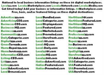 Localzz 50 Marketplaces