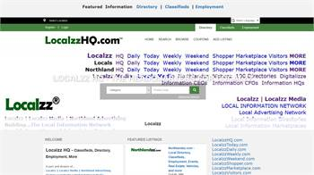LocalzzHQ.com  - National to local directory, classifieds, and employment.
