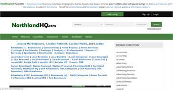 NorthlandHQ.com  -  Classifieds